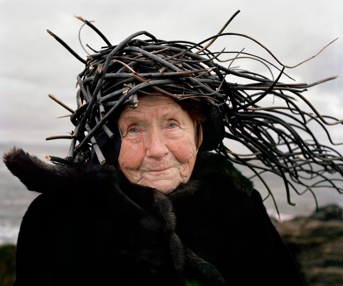 Eyes as Big as Plates # Agnes II © Riitta Ikonen & Karoline Hjorth