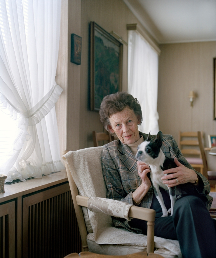 Eva Bjertnes from the series Mormormonologene © Karoline Hjorth