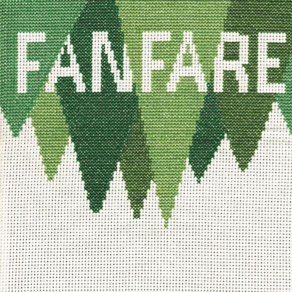 FANFARE #2 er i salg, løp og kjøp på Narvesen / Tronsmo/ Big Dipper/ Tiger/ Litteraturhuset/ Tanum Oslo City © Fanfare