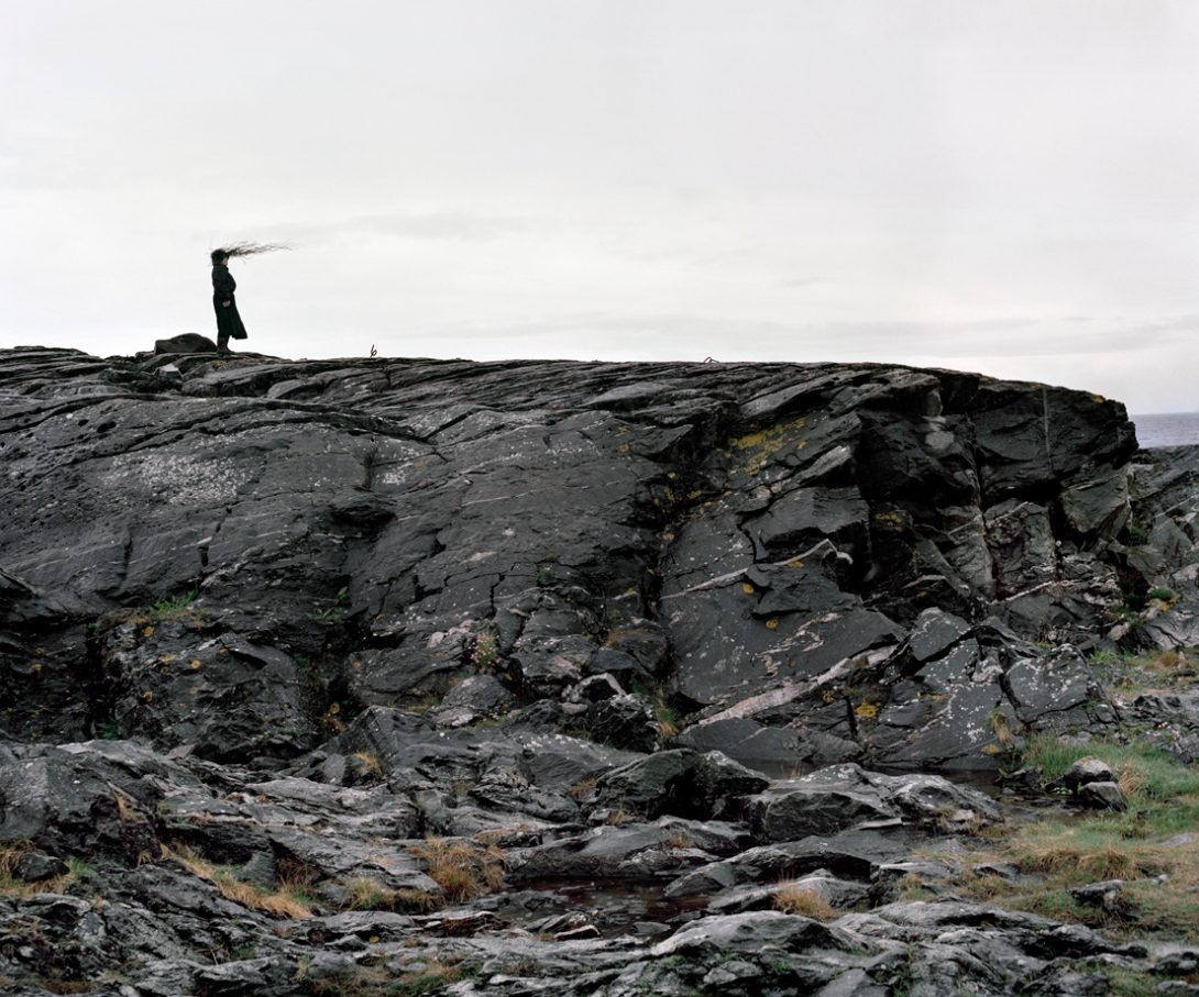 Eyes as Big as Plates # Agnes I © Karoline Hjorth & Riitta Ikonen