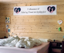 Billett Merket Trond © Karoline Hjorth