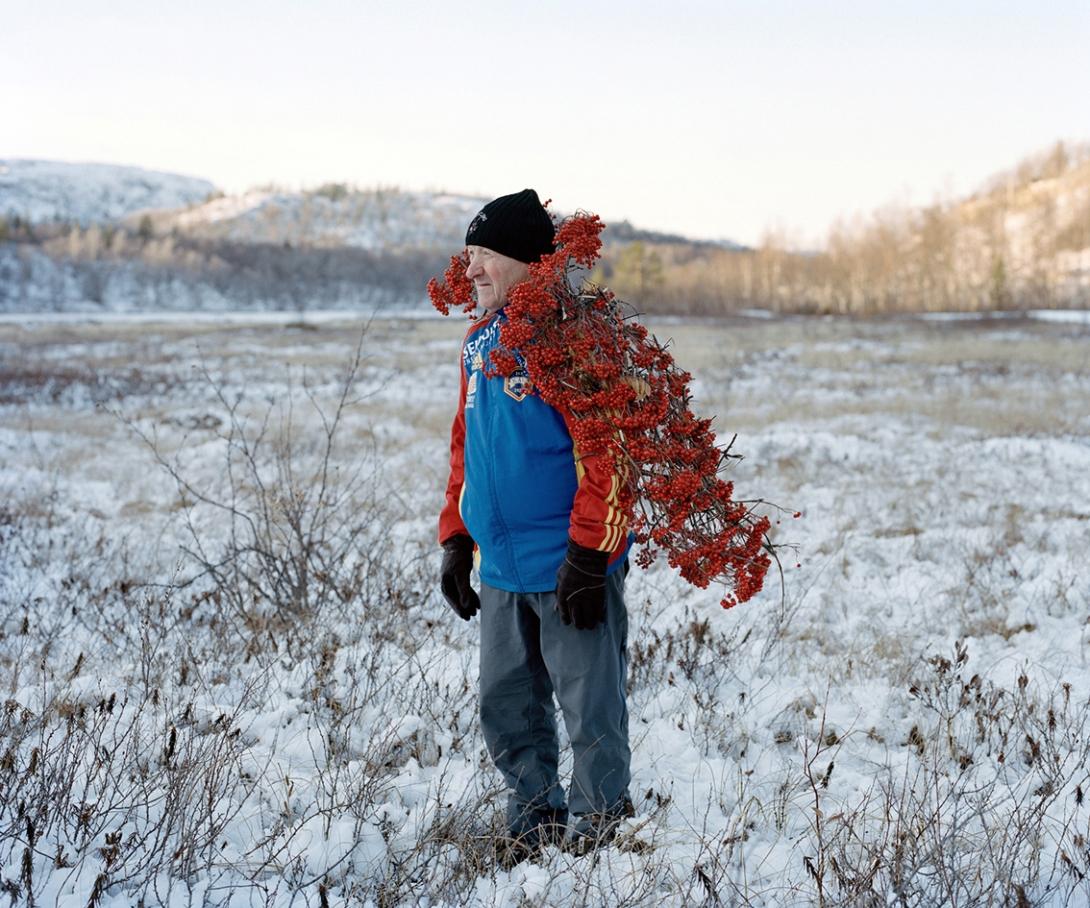 # Willy Bangsund (Storskog, 2014) © Karoline Hjorth & Riitta Ikonen