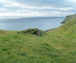 Eyes as Big as Plates # Arnold II (The Faroe Islands 2015) © Karoline Hjorth & Riitta Ikonen