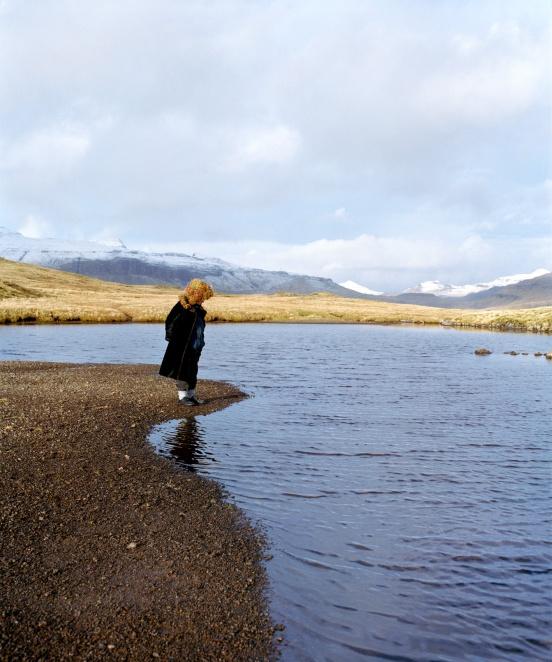 Eyes as Big as Plates # Dorete (The Faroe Islands 2013) © Karoline Hjorth & Riitta Ikonen