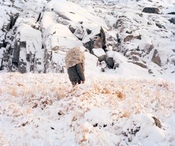 Eyes as Big as Plates # Sikem I (Greenland 2017) © Karoline Hjorth & Riitta Ikonen